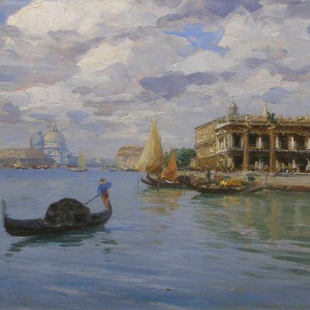 Ferdinando Silvani - Venetian View (I of II)