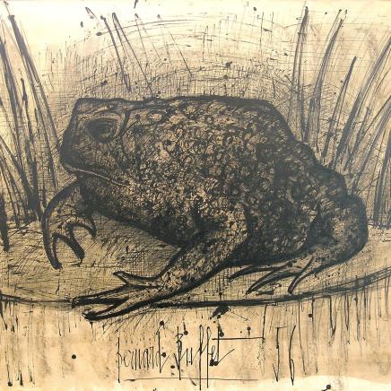 Bernard Buffet - Toad