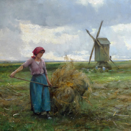 Julien Dupre - Harvest Time