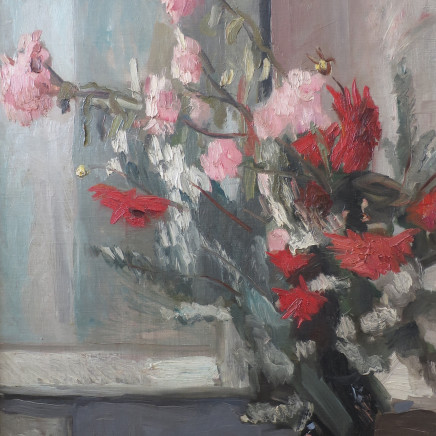 Jacqueline Marval - Still Life With Flowers