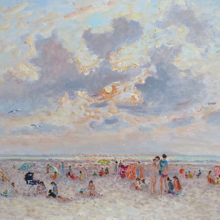 Andre Hambourg - Trouville