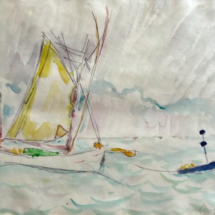 Paul Signac - Les Thoniers, Concarneau