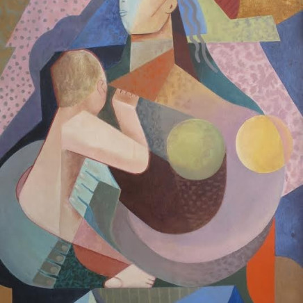 Hans Richter - Mother & Child