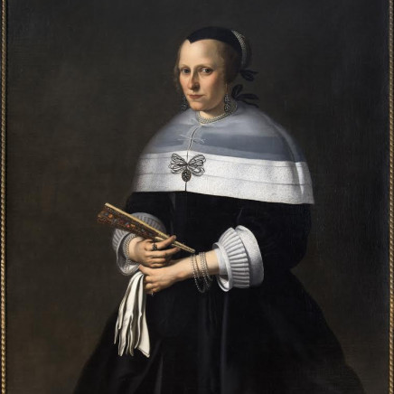 Jan Albertus Rootius - Portrait of a Woman