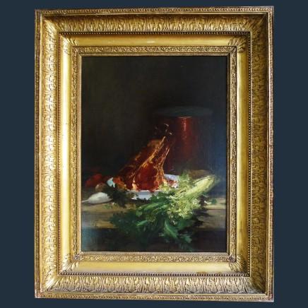Antoine Vollon - Still Life of Meat