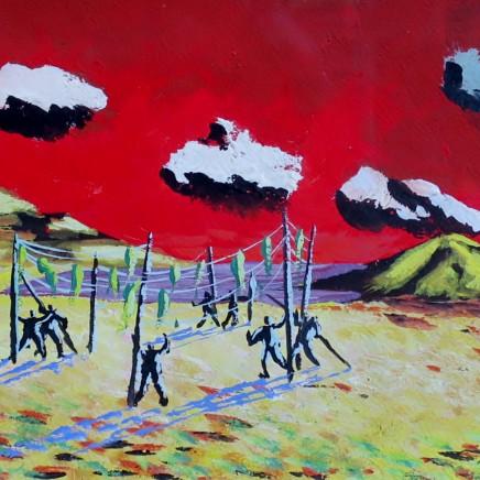 Jean Lurcat - War, c. 1940