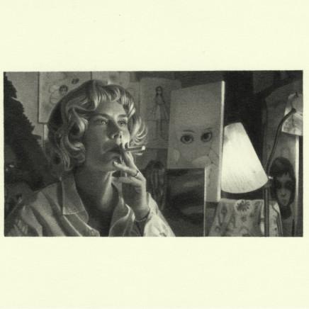 Marie Harnett - Mist, 2014