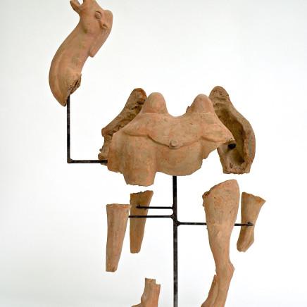 Bouke de Vries - Deconstructed camel, 2017