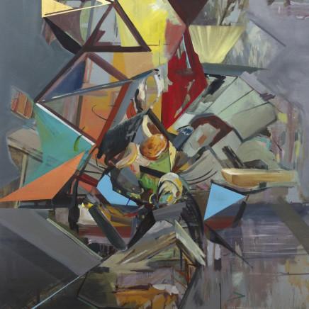 Merlin Ramos - Fallen Geometry, 2013