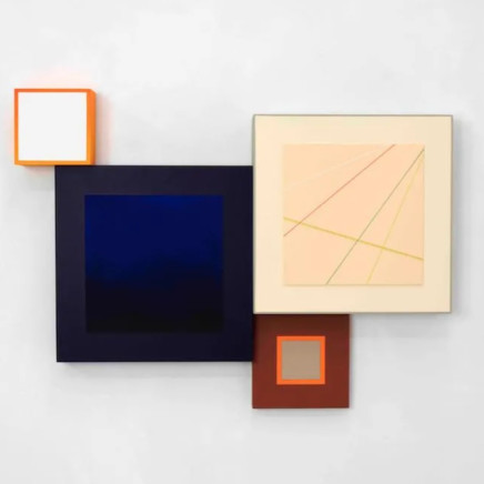 Richard Schur - Spatial object (VI), 2018