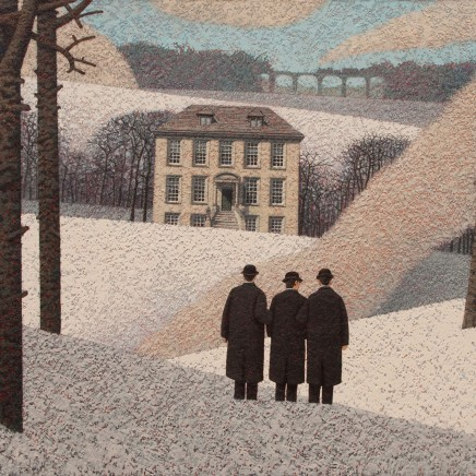 Mark Edwards - Stopping to Watch the 10 o'clock Train