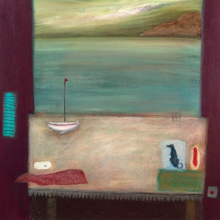 Sian MacQueen rsw - Seafarer's Table