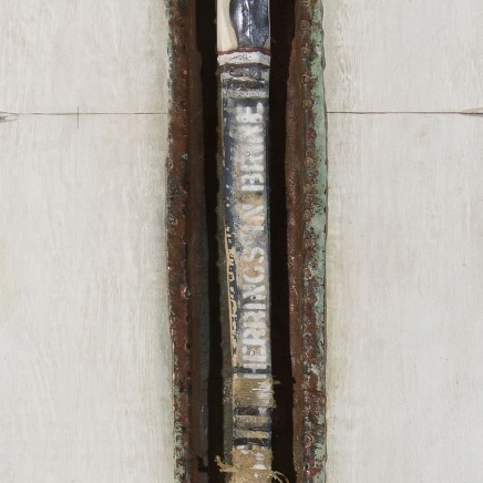 Will Maclean - Shaman Board / Herring Caller, 2010