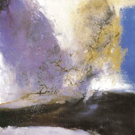 赵无极 - Untitled, 2007