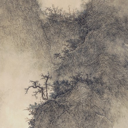 Li Huayi - Zen of Winter, 2019