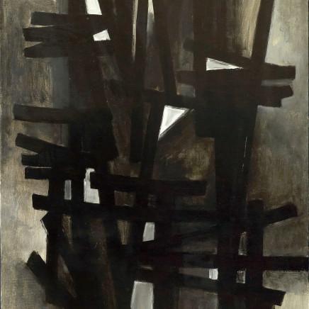 皮耶 ‧ 蘇拉吉 - Peinture 130 x 97cm, 1949, 1949