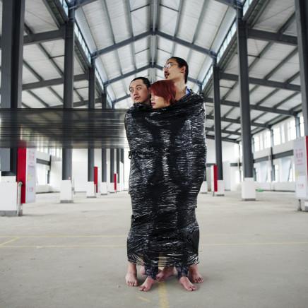 朱田 - Cling To A Curator – AKP Space, 2015