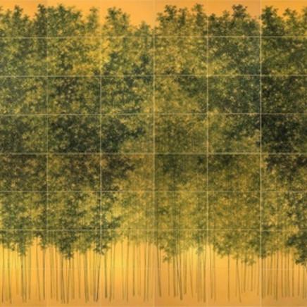 Koon Wai-bong 管偉邦 - Luxuriant Greenery 菉竹猗猗, 2017