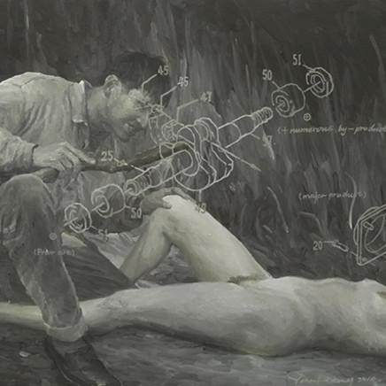 Yan Heng 閆珩 - Candle 4, 2014