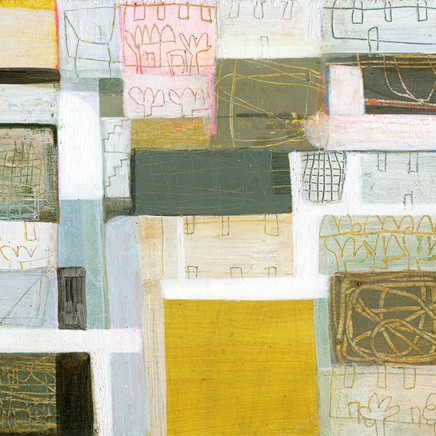 Anne Davies - Fields and Walls, 2016