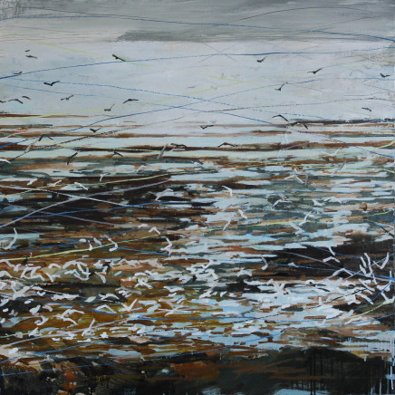 'Herring Gulls, Mounts Bay 1'