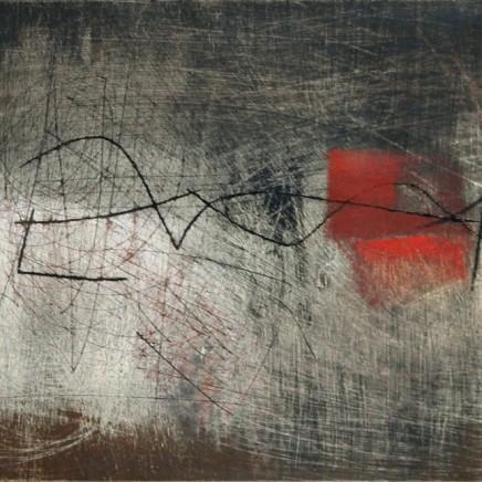 Landscape Red, 1962
