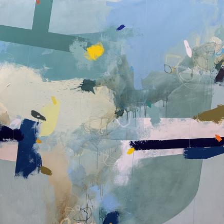 'Western Approach II' 2020, acrylic on canvas