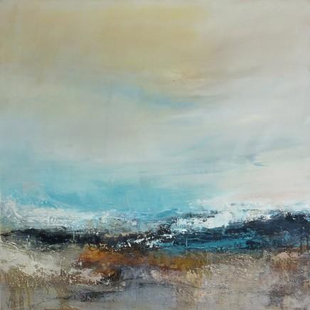 'Spring' 2020, oil on canvas, 106 x 106 cm
