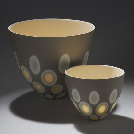 Sepia Bowls, 2018