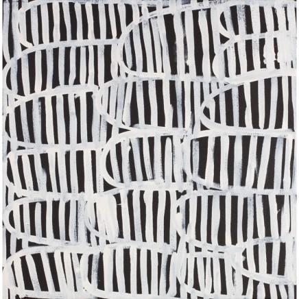 Awelye Atnwngerrp (Women's Dreaming) 60 x 60 cm