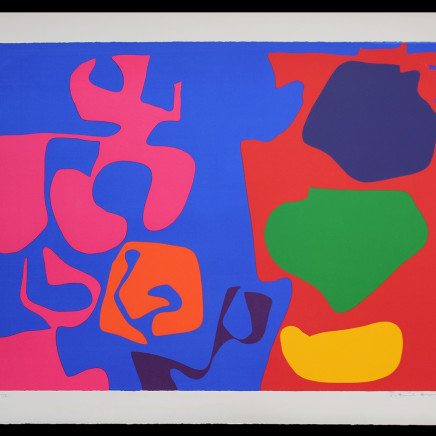 PATRICK HERON: PRINTS FROM THE 1970S