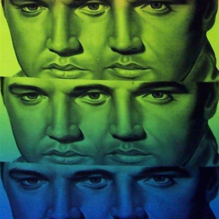Rainbow Elvis, 2012