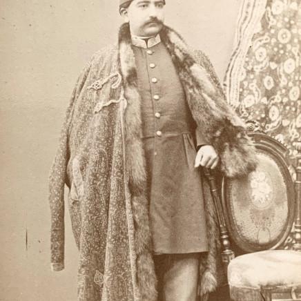 Dmitri Ivanovich Ermakov - Kamran Mirza, Nayeb os-Saltaneh Amir Kabir , Late 19th Century, Early 20th Century