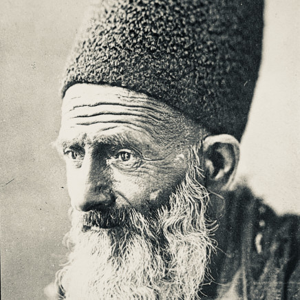 Not known - An elderly Persian man, Late 19th or early 20th Century
