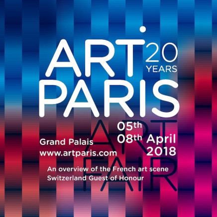 Art Fair opening at the Grand Palais in Paris