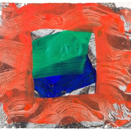 Howard Hodgkin - Moroccan Door (Heenk 82), 1990-91