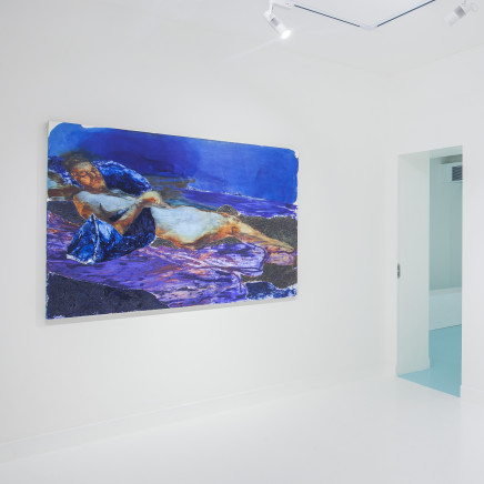 Doron Langberg - Louis 路易斯, 2017