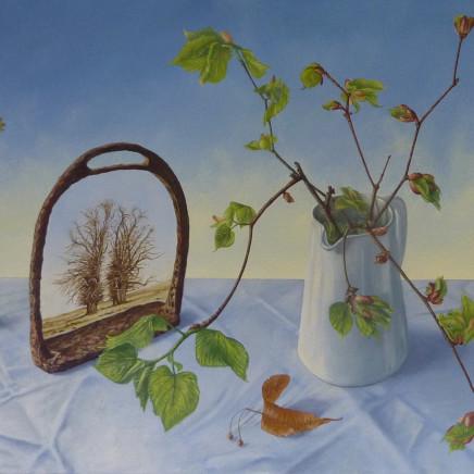 Kim Dewsbury - 'Under the Limes on the Daisied Ground' (from Walther Vander Vogelweide, 1230)