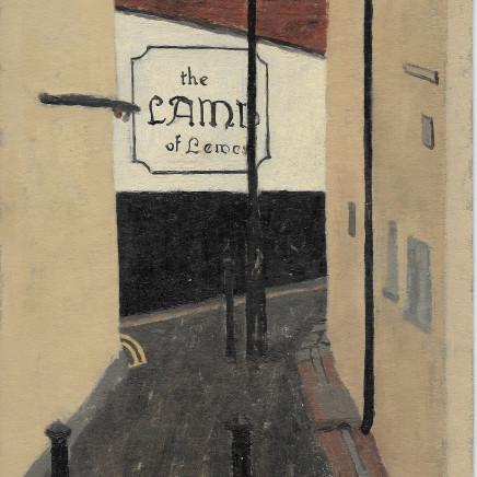 Delphine D. Garcia, The Lamb of Lewes, 2016