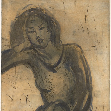 Astrid de La Forest, Sans titre (Figure n°4), 2019