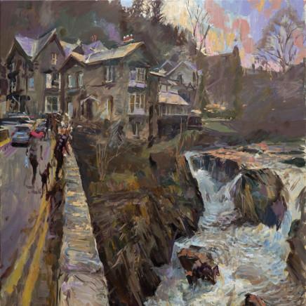 Rob Pointon - Above the Cauldron, Pont y Pair Bridge, Betws y Coed