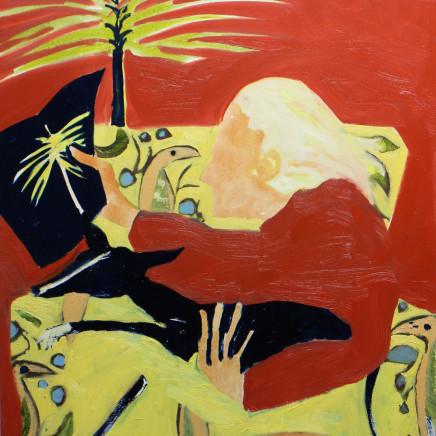George Lloyd Jones - A Pile under Palm