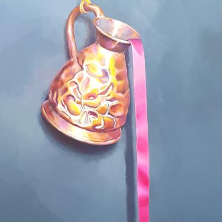 James Guy Eccleston - Copper and Crimson