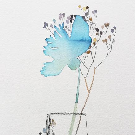Susan Kane - Blue Peony