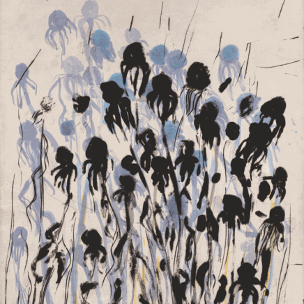 Astrid de La Forest - Sans titre (Figure n°9), 2019