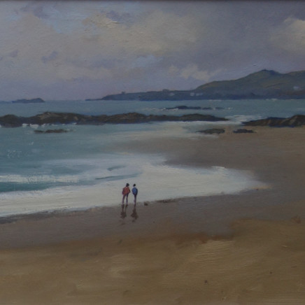 Gareth Thomas - On Rhosneigr Bay