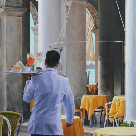 Mike Briscoe - Aperol Spritz, San Marco