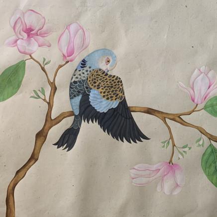 Ayesha Gamiet - Two Birds and Magnolia, 2020