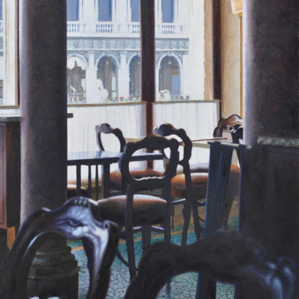 Mike Briscoe - Caffe Quadri, Venice