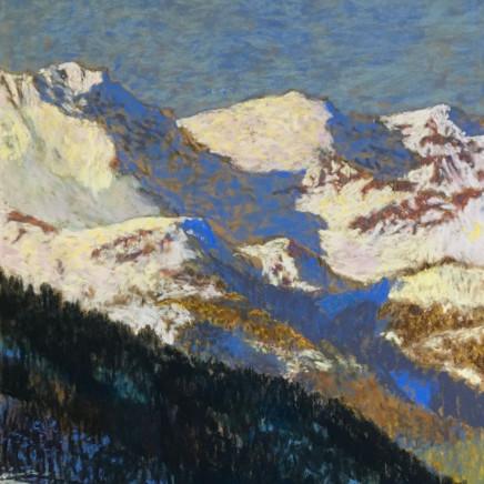 Martin Basdevant - Paysage à la fenêtre, 2019